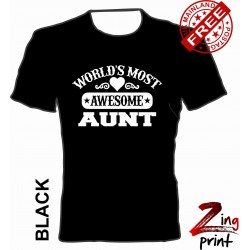 Worlds most awesome Aunt