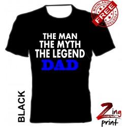 Man, Myth, Legend, DAD