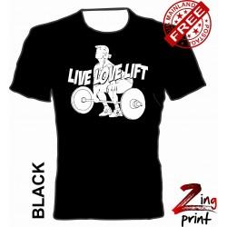 Live, Love, Lift,...