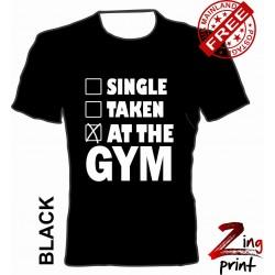 Single, Taken, at the Gym....