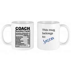 Coach nutritional facts MUG