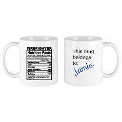 Firefighter nutritional...