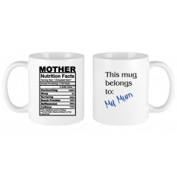 Mother nutritional facts MUG