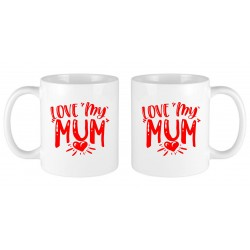 Love my Mum mug